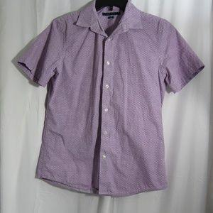 Man's Printed Shirt